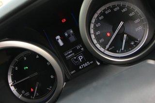 2014 Toyota Landcruiser Prado KDJ150R MY14 VX Silver Pearl 5 Speed Sports Automatic Wagon