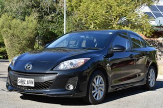 2013 Mazda 3 BM5276 Maxx SKYACTIV-MT Black 6 Speed Manual Sedan