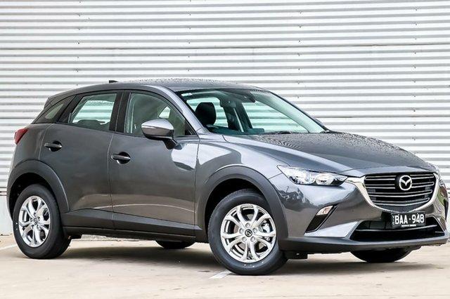 Demo Mazda CX-3 DK2W7A Maxx SKYACTIV-Drive FWD Sport, 2019 Mazda CX-3 DK2W7A Maxx SKYACTIV-Drive FWD Sport Machine Grey 6 Speed Sports Automatic Wagon