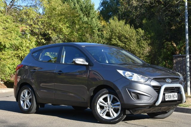 Used Hyundai ix35 LM2 Active, 2013 Hyundai ix35 LM2 Active Grey 6 Speed Sports Automatic Wagon