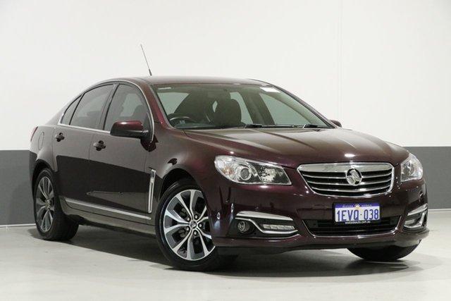 Used Holden Calais VF MY15 , 2015 Holden Calais VF MY15 Purple 6 Speed Automatic Sedan