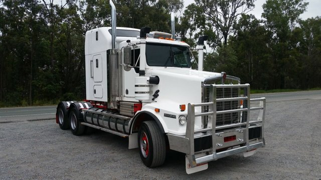Used Kenworth   , 2009 Kenworth T658 White Prime Mover