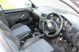 2003 Volkswagen Golf 2.0 Sport Silver 5 Speed Manual Hatchback