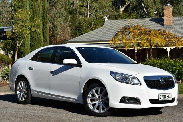 Used Holden Malibu V300 MY13 CD, 2013 Holden Malibu V300 MY13 CD White 6 Speed Sports Automatic Sedan