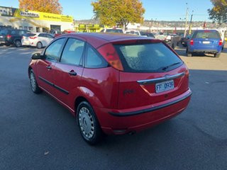 2004 Ford Focus LR MY2003 CL Red 5 Speed Manual Hatchback