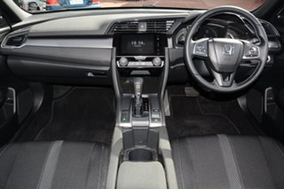 2019 Honda Civic 10th Gen MY18 VTi-S White Orchid 1 Speed Constant Variable Hatchback