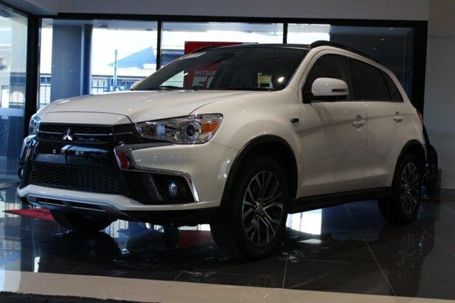 New Mitsubishi ASX XC MY19 Exceed 2WD, 2019 Mitsubishi ASX XC MY19 Exceed 2WD White 6 Speed Constant Variable Wagon