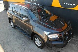 2012 Holden Colorado 7 RG MY13 LT Auburn Brown 6 Speed Sports Automatic Wagon