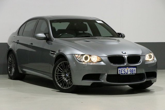 Used BMW M3 E90 , 2011 BMW M3 E90 Grey 7 Speed Auto Direct Shift Sedan