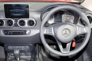 2017 Mercedes-Benz X-Class 470 X250d 4MATIC Pure Red 7 Speed Sports Automatic Utility