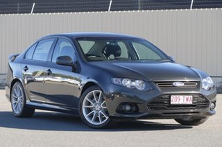 2013 Ford Falcon FG MkII XR6 Grey 6 Speed Sports Automatic Sedan.
