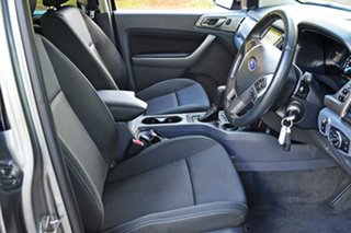2017 Ford Everest UA Trend RWD Silver 6 Speed Sports Automatic Wagon