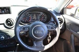 2011 Audi A1 8X Attraction White 6 Speed Manual Coupe