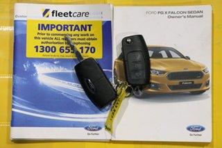 2014 Ford Falcon FG X XR6 Blue 6 Speed Auto Seq Sportshift Sedan