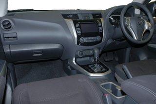 2018 Nissan Navara D23 S3 ST Black Edition Brilliant Silver 7 Speed Sports Automatic Utility