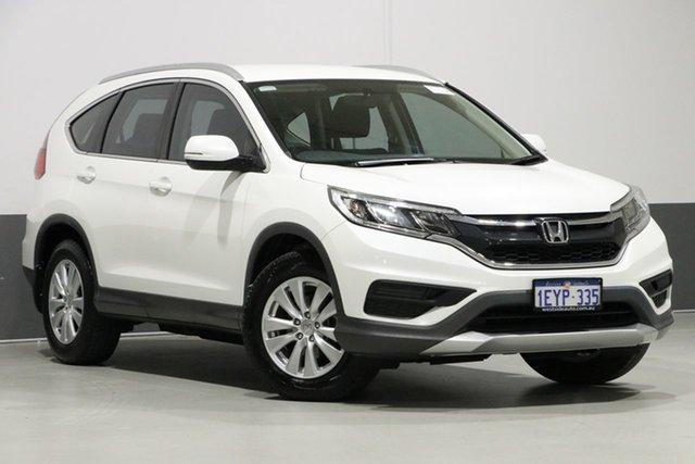Used Honda CR-V 30 Series 2 VTi (4x4), 2016 Honda CR-V 30 Series 2 VTi (4x4) White 5 Speed Automatic Wagon