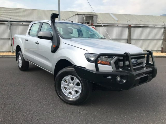 Used Ford Ranger PX MkII XLS, 2017 Ford Ranger PX MkII XLS Silver Sports Automatic Utility