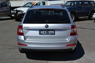 2015 Skoda Octavia NE MY 15.5.103T Ambition DSG Silver Automatic Wagon