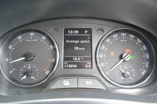 2012 Skoda Fabia 77TSI AMBITION 5JF White 7 Speed Automatic Hatchback