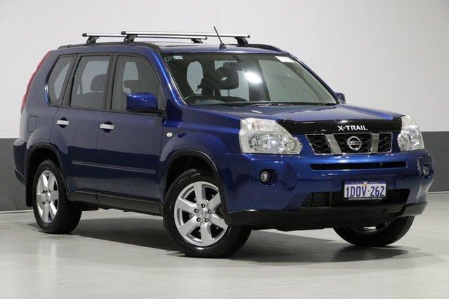 Used Nissan X-Trail T31 TI (4x4), 2009 Nissan X-Trail T31 TI (4x4) Blue 6 Speed CVT Auto Sequential Wagon
