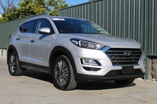 2019 Hyundai Tucson Elite Platinum Silver 7 Speed Automatic SUV.