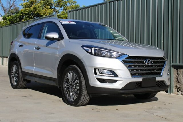 New Hyundai Tucson  Elite, 2019 Hyundai Tucson Elite Platinum Silver 7 Speed Automatic SUV