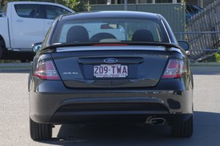 2013 Ford Falcon FG MkII XR6 Grey 6 Speed Sports Automatic Sedan