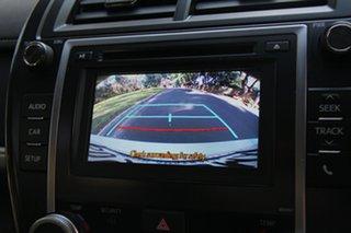 2016 Toyota Camry ASV50R RZ Silver Pearl 6 Speed Sports Automatic Sedan