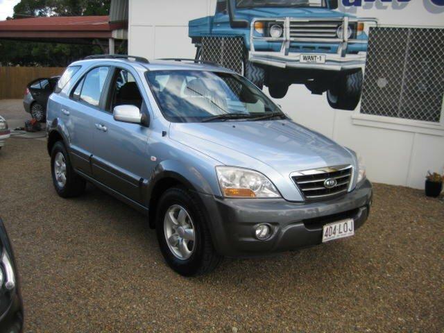 Used Kia Sorento BL EX, 2008 Kia Sorento BL EX Automatic Wagon