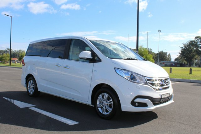 Used LDV G10 SV7A , Used G10 9 Seat People Mover 2.0L Turbo Petrol Automatic - Lift Up Tail Gate