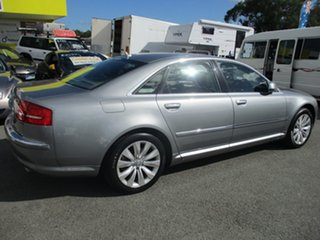 2008 Audi A8 D3 MY2008 Quattro Grey 6 Speed Sports Automatic Sedan