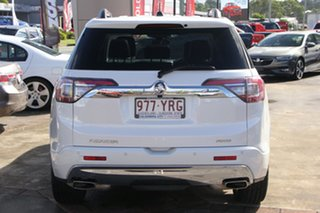 2018 Holden Acadia AC MY19 LTZ-V AWD Abalone White 9 Speed Sports Automatic Wagon
