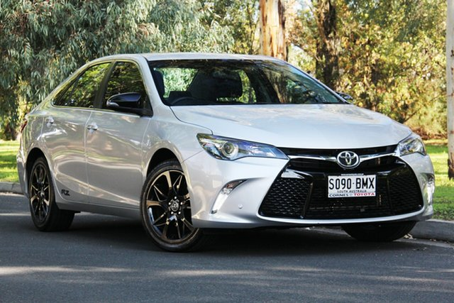 Used Toyota Camry ASV50R RZ, 2016 Toyota Camry ASV50R RZ Silver Pearl 6 Speed Sports Automatic Sedan
