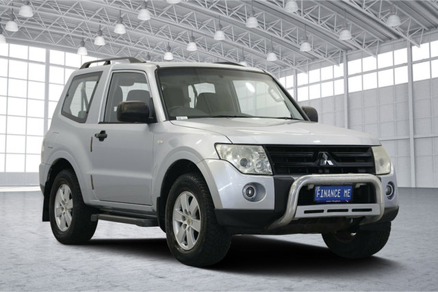 Used Mitsubishi Pajero NS R, 2007 Mitsubishi Pajero NS R Silver 5 Speed Sports Automatic Hardtop