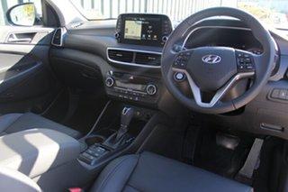 2019 Hyundai Tucson Elite Platinum Silver 7 Speed Automatic SUV