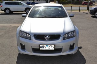 2008 Holden Commodore VE SV6 Silver 5 Speed Automatic Utility