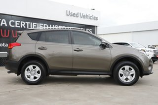 2015 Toyota RAV4 ASA44R MY16 GX (4x4) Bronze 6 Speed Automatic Wagon