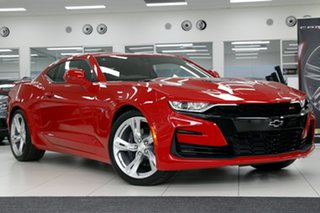 2019 Chevrolet Camaro MY19 2SS Red Hot 6 Speed Manual Coupe.