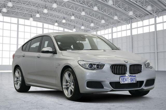 Used BMW 520d F07 LCI M Sport Gran Turismo Steptronic, 2014 BMW 520d F07 LCI M Sport Gran Turismo Steptronic Silver 8 Speed Sports Automatic Hatchback
