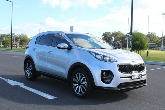 Used Kia Sportage QL MY16 SLi 2WD, 2016 Kia Sportage QL MY16 SLi 2WD Silver 6 Speed Sports Automatic Wagon