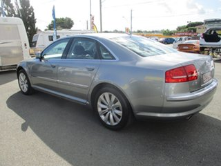 2008 Audi A8 D3 MY2008 Quattro Grey 6 Speed Sports Automatic Sedan.