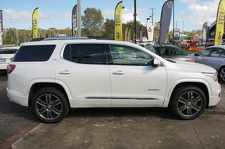 2018 Holden Acadia AC MY19 LTZ-V AWD Abalone White 9 Speed Sports Automatic Wagon.
