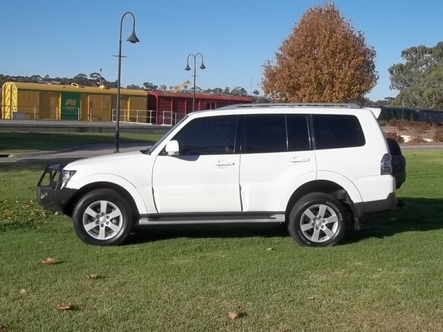 Used Mitsubishi Pajero NS 25th Anniversary, 2008 Mitsubishi Pajero NS 25th Anniversary 5 Speed Sports Automatic Wagon