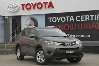 2015 Toyota RAV4 ASA44R MY16 GX (4x4) Bronze 6 Speed Automatic Wagon.