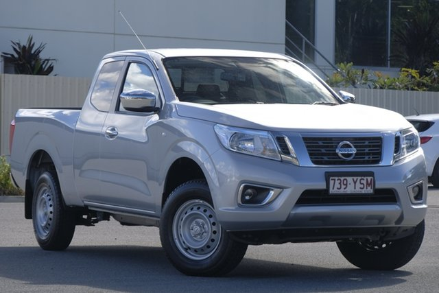 Demo Nissan Navara D23 S3 RX King Cab, 2018 Nissan Navara D23 S3 RX King Cab Brilliant Silver 6 Speed Manual Utility