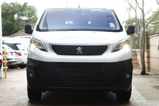 2019 Peugeot Expert MY19 180 HDi Long White 6 Speed Automatic Van