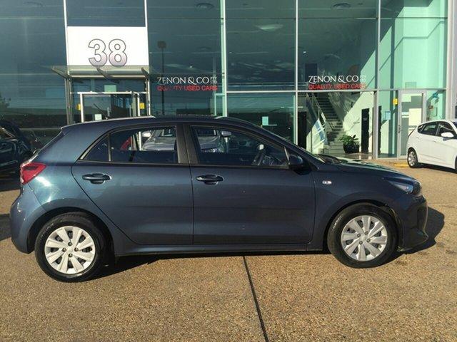 Used Kia Rio YB MY18 S, 2017 Kia Rio YB MY18 S Blue 4 Speed Sports Automatic Hatchback