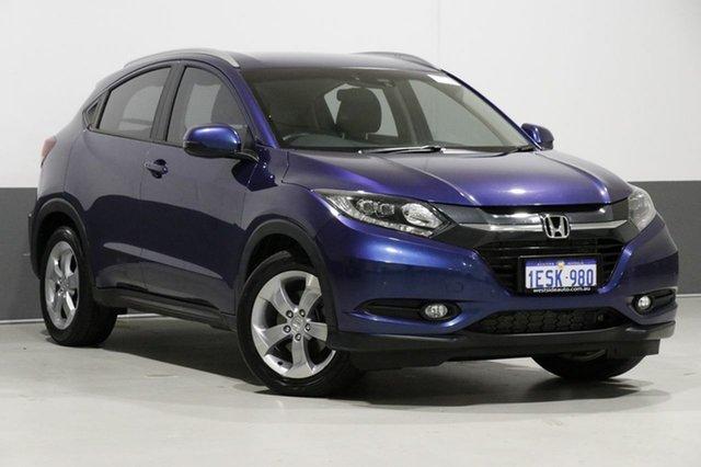 Used Honda HR-V  VTi-S, 2015 Honda HR-V VTi-S Blue Continuous Variable Wagon