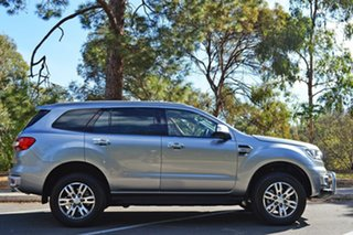 2017 Ford Everest UA Trend RWD Silver 6 Speed Sports Automatic Wagon.