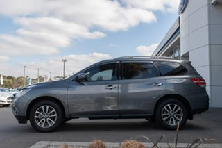 2015 Nissan Pathfinder R52 MY15 ST X-tronic 2WD 1 Speed Constant Variable Wagon Hybrid